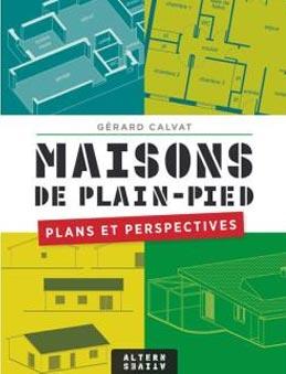 Livres plans maison contemporaine ouvrages plans de maisons - Livre de plan de maison ...