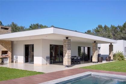 Maisons à vendre : prix des maisons contemporaines