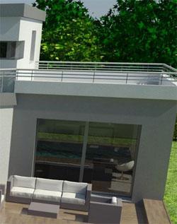 Toiture terrasse toit végétalisé : comment aménager son toit plat ?